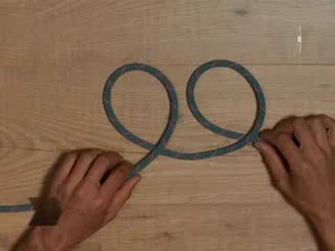 How to tie the handcuff knot youtube ccuart Image collections