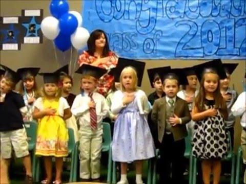 Lily Preschool Graduation