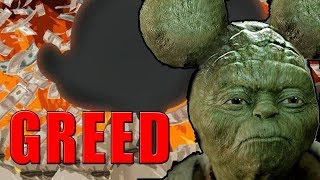 Disney Copyright Claims Vader Fan Film from Star Wars Theory