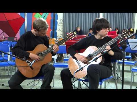 Chitarristi del Liceo Musicale Manzoni di Latina