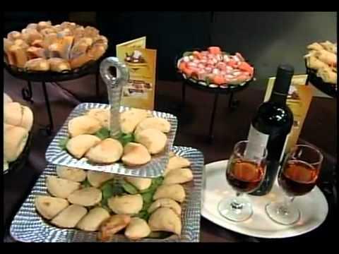 Banquetes Alejandra. presentacion de Ambigu en Sintesis  TV