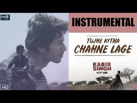 tujhe-kitna-chahne-lage-karaoke-|-kabir-singh-|-mithoon-arijit-singh-|-shahid-kapoor-lyricas-|-krs