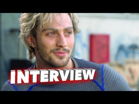 Marvel's Avengers: Age of Ultron: Aaron Taylor-Johnson
