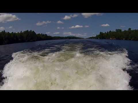 Cruise From Swift Rapids to Hydro Glen - Sit Back Sunday Boat Cruise