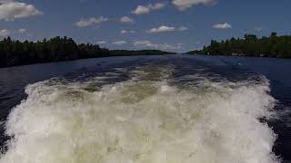 Cruise From Swift Rapids to Hydro Glen - Sit Back Sunday Boat Cruise