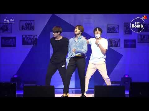 Dance Line Practice || BTS FESTA 2017