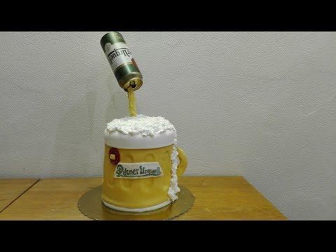 Cake - beer