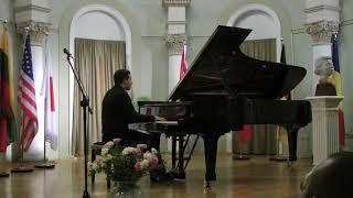 Paweł Wojciechowski - F.Chopin Scherzo op.20