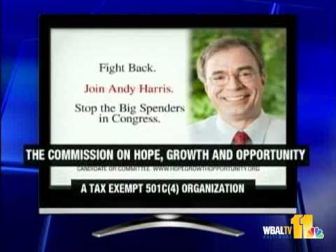 New Md. Ad Highlights Political Rule Changes