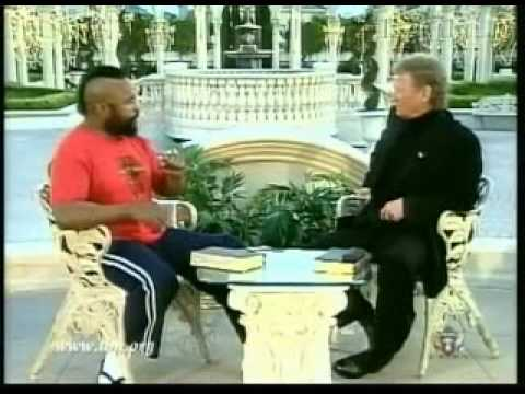 Testimony Of Mr. T (Laurence Tureaud)   Part 1/2