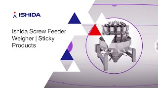 Ishida Screw Feeder Weigher | Sticky, Oily and Marinated Products