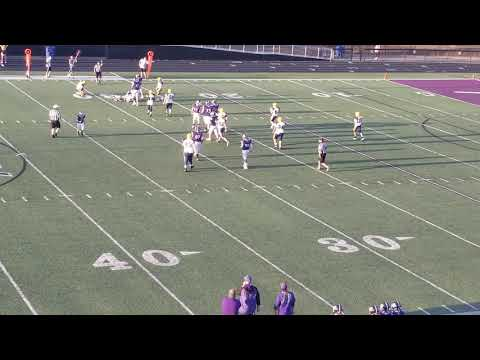 Chesapeake Middle School vs. South Point 10/1/2020  2nd Quarter