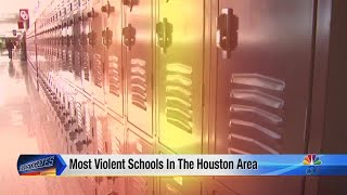 Most violent schools in Houston