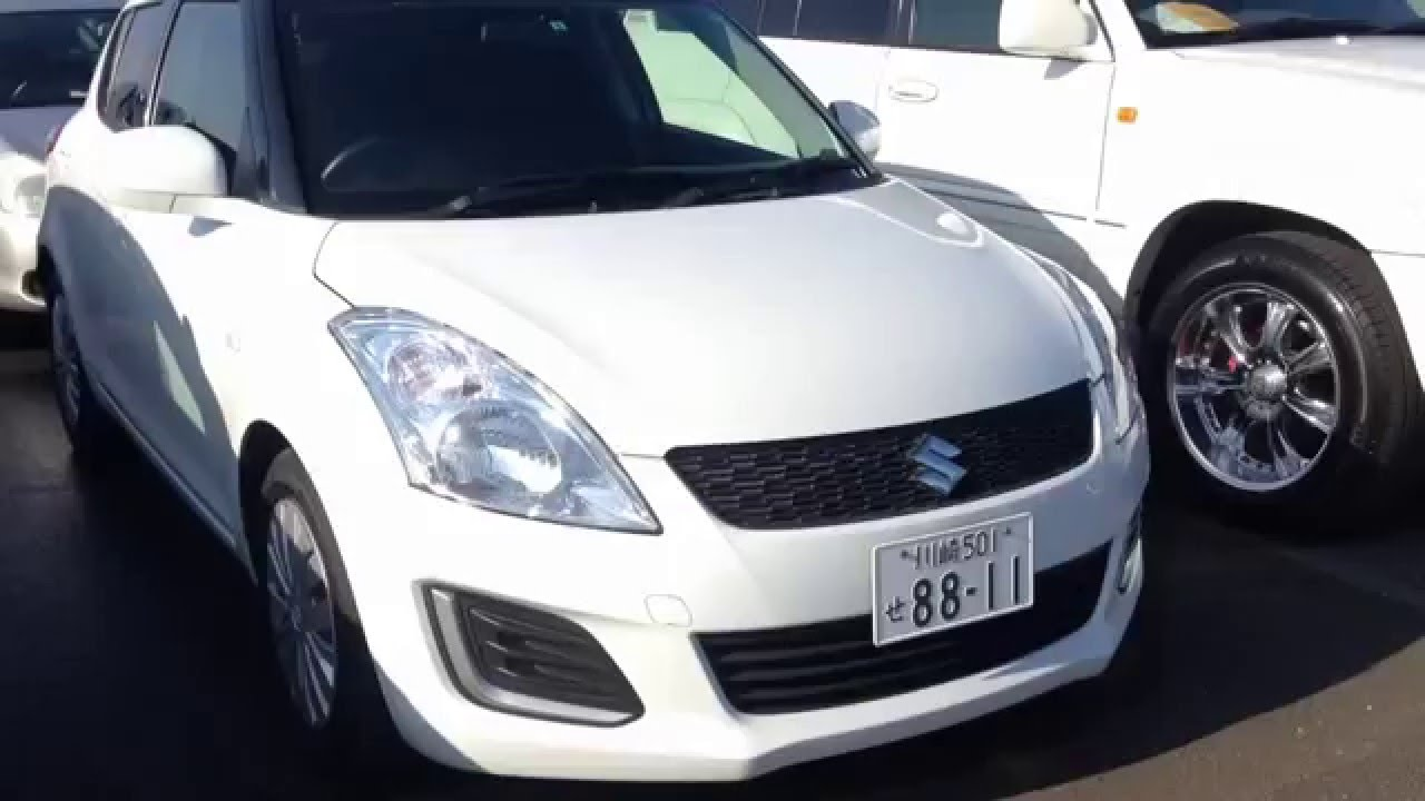 2017 Suzuki Swift - interior Exterior and Drive - YouTube