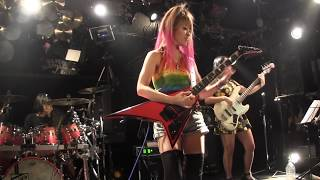 Led Boots -Cover-  (Jeff Beck) / Rie a.k.a. Suzaku Instrumental Summit Vol.15  Ladies Night thumbnail