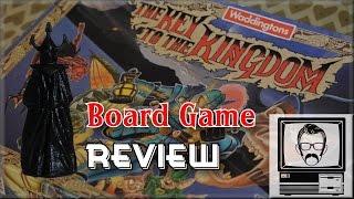 Key to the Kingdom Fantasy Board Game Review | Nostalgia Nerd