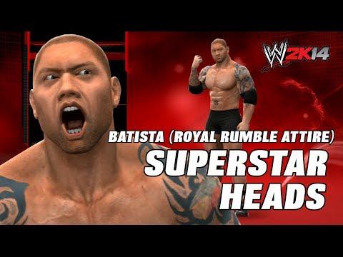 WWE 2K14 Batista (Roya...