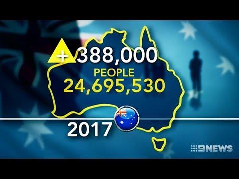 Nine + Seven News. Government Pursues Immigration Enquiry.(Australia) Mp3