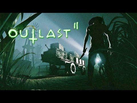 УЖАС В АРИЗОНЕ (Outlast 2). СТРИМ #2.
