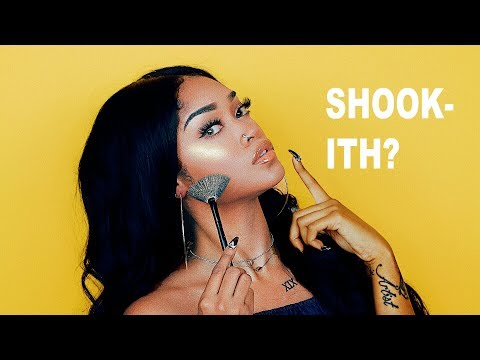 I Tried FENTY BEAUTY for a Week!! Review (Bri Hall)