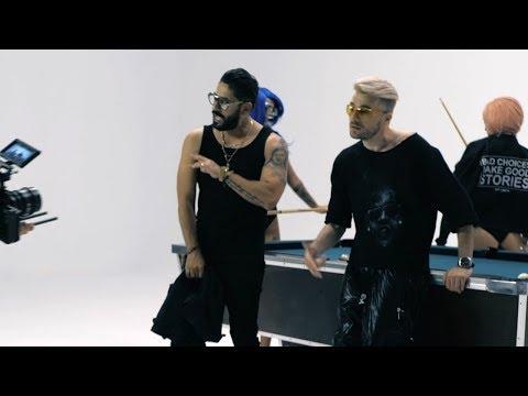SHIFT Feat. Connect-R - Piele Alba, Piele Neagra | Making Of