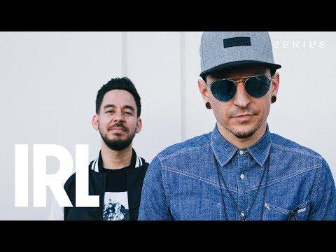 Linkin Park's Chester Bennington & Mike Shinoda Race Go-Karts & Recap Their Career | IRL