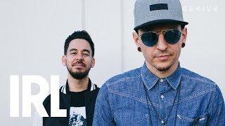 Linkin Park's Chester Bennington & Mike Shinoda Race Go-Karts & Recap Their Career   IRL