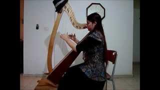 Harp arrangement- Mein Madchen (My Girl OST)