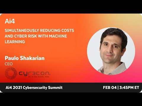 Simultaneously Reducing Costs and Cyber Risk with Machine Learning