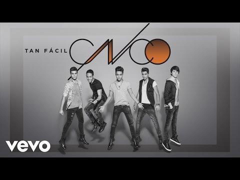 CNCO - Tan Facil (Cover Audio)