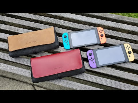 Waterfield CitySlicker Best Switch Cases on the Market