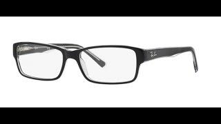 Ray Ban 5169 Eyeglasses 2034 Black