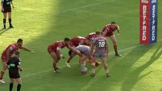 Olly Russell Rugby League Highlights