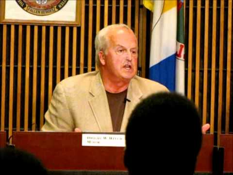 Country Club Hills Council Takes Away Mayor Welch's Credit Card