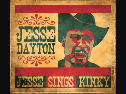 "Jesse Dayton ""Jesse Sings Kinky"" Song Sampler"