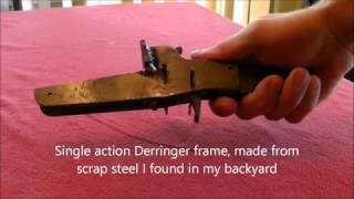 Homemade Derringer Part 1