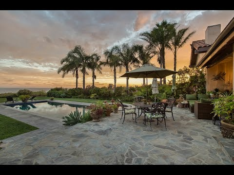 """Tuscan Ocean View Compound"" - 29660 Harvester Road, Malibu"