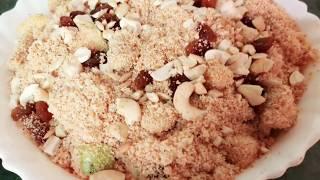 Suji ki Panjiri | nutritional panjiri recipe | Multi Guru