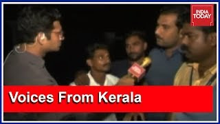 Voices From Kerala: Flood Victims Talk To India Today | Ground Report