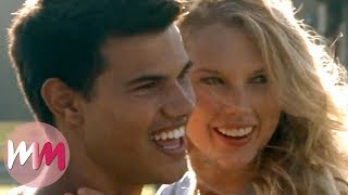 Top 10 Guys That Taylor Swift Has Dated