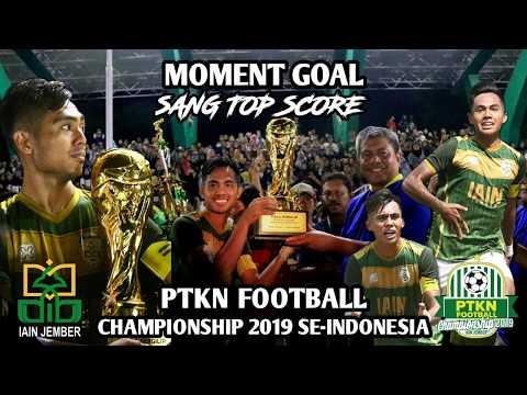 Best Moment Goal ⚽️ Sang Top Score PTKN FOOTBALL CHAMPIONSHIP 2019 SE-INDONESIA 🔥