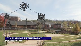 Johnson City Christmas Parade 2021 Christmas In The Park Event To Replace 2020 Johnson City Christmas Parade Due To Covid 19 Youtube
