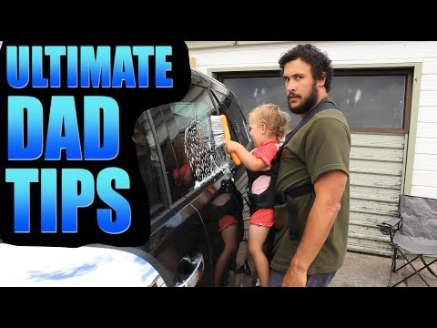 FUNNY PARENTING TIPS COMPILATION - How to DAD