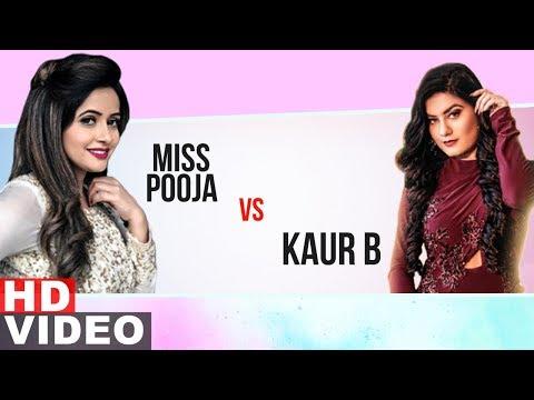 Kaur B VS Miss Pooja| Video Jukebox | Latest Punjabi Songs 2019| Speed Records