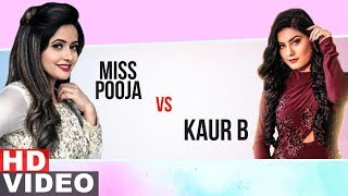 Kaur B VS Miss Pooja | Video Jukebox | Latest Punjabi Songs 2019 | Speed Records
