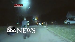 Cop Fires Shotgun at Man Holding Fork