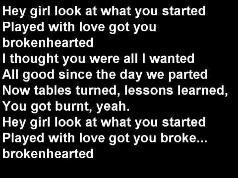 lawson ft B.o.B brokenhearted lyrics :)