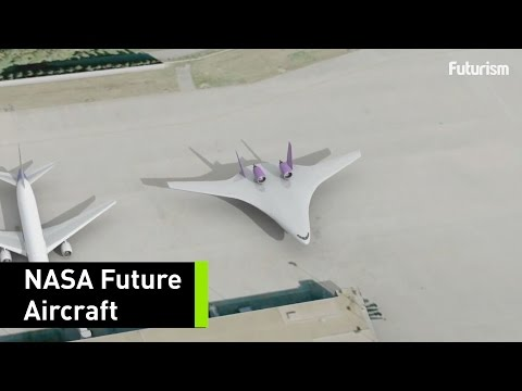NASA Is Building The Aircraft Of The Future
