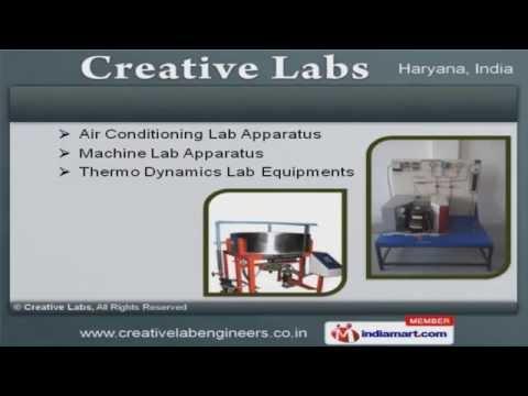 Engineering Lab Equipment by Creative Labs, Ambala