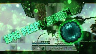 Epic Pearl Clutch IN MCPE